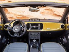 Ver foto 17 de Volkswagen Beetle Dune Convertible 2016