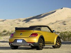 Ver foto 5 de Volkswagen Beetle Dune Convertible 2016