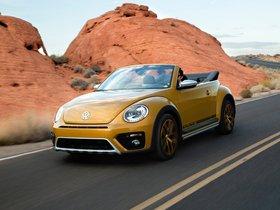 Ver foto 4 de Volkswagen Beetle Dune Convertible 2016
