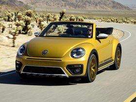 Ver foto 11 de Volkswagen Beetle Dune Convertible 2016