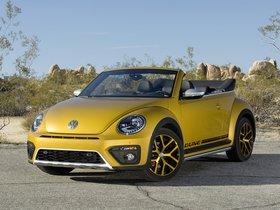 Fotos de Volkswagen Beetle Dune Convertible 2016