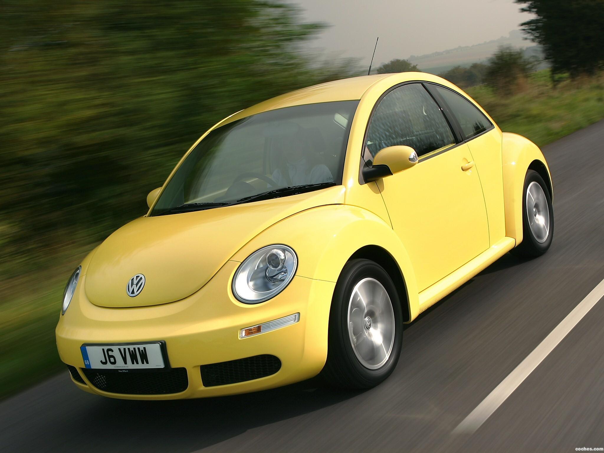Foto 6 de Volkswagen New Beetle 2006