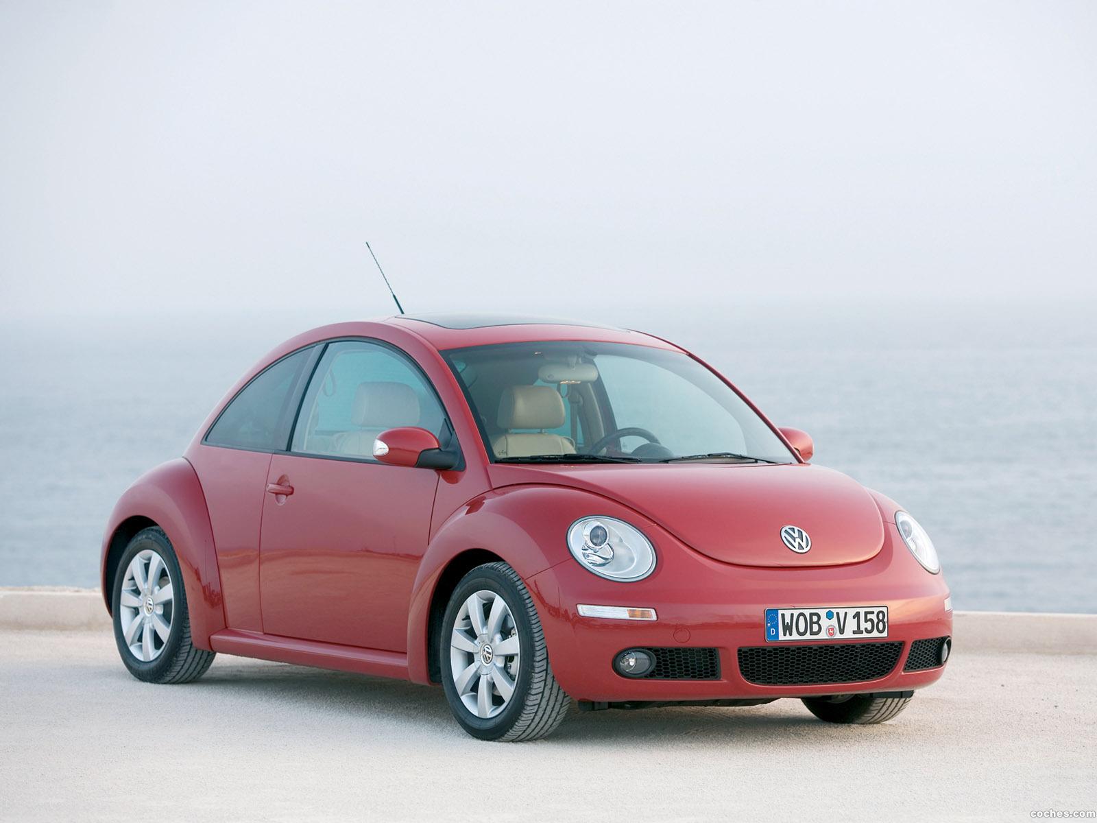 Foto 4 de Volkswagen New Beetle 2006