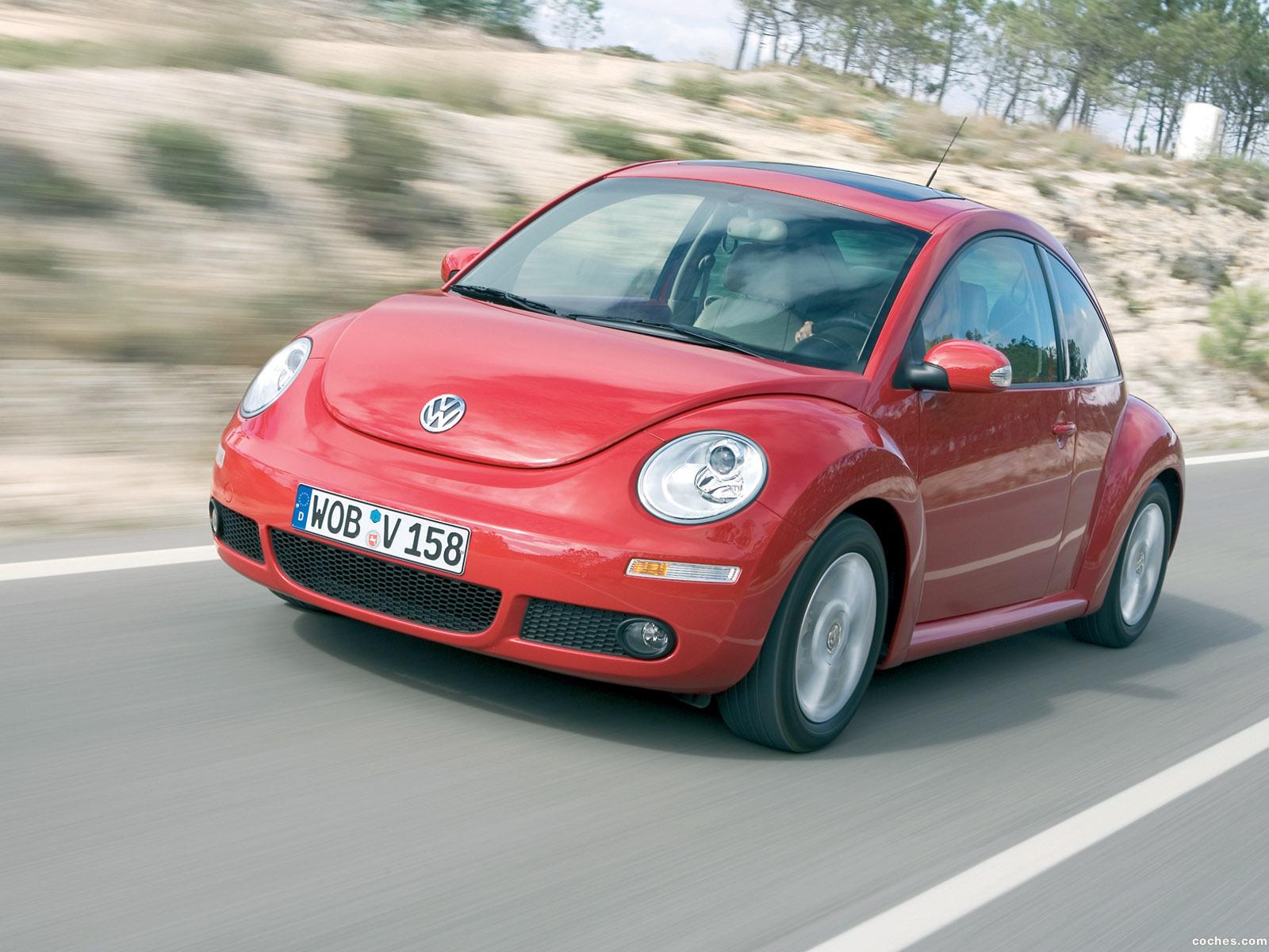 Foto 2 de Volkswagen New Beetle 2006