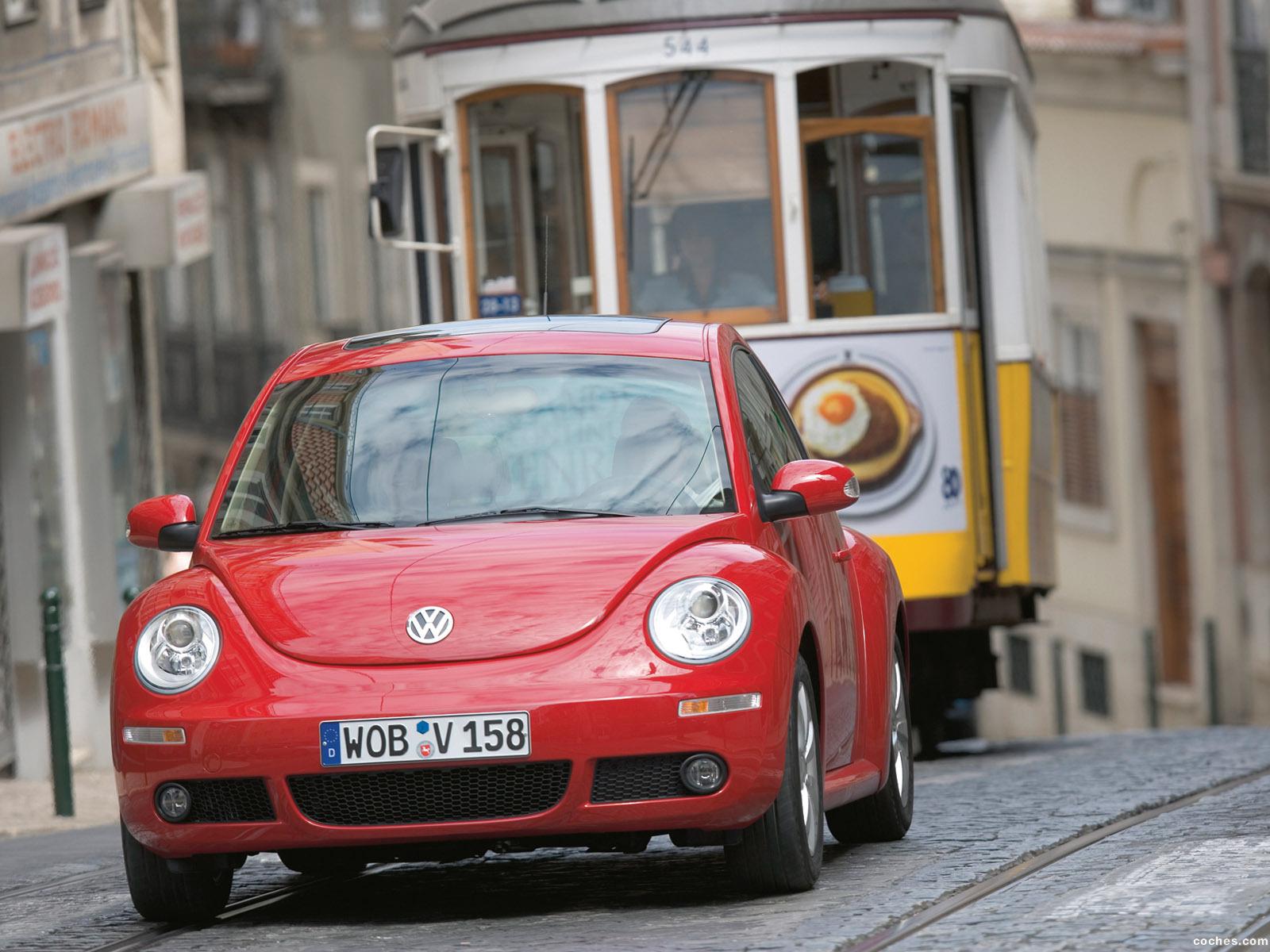 Foto 1 de Volkswagen New Beetle 2006
