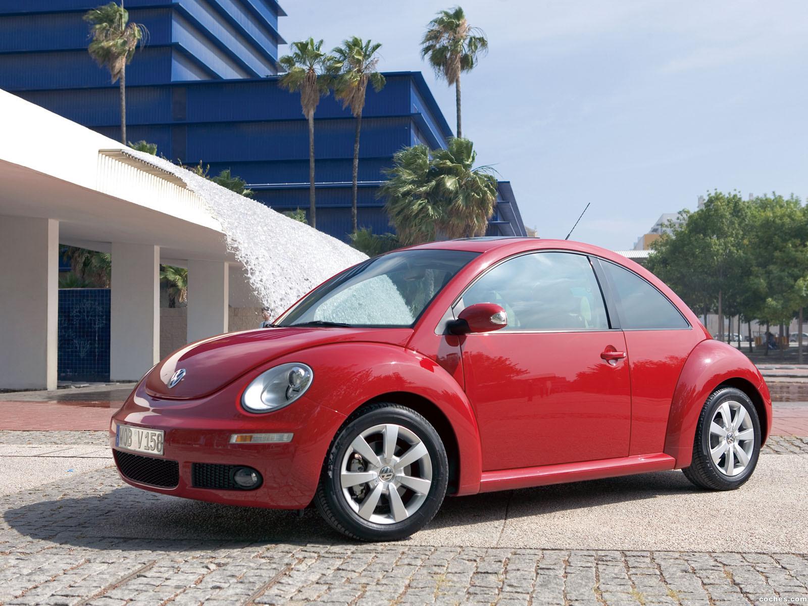 Foto 0 de Volkswagen New Beetle 2006