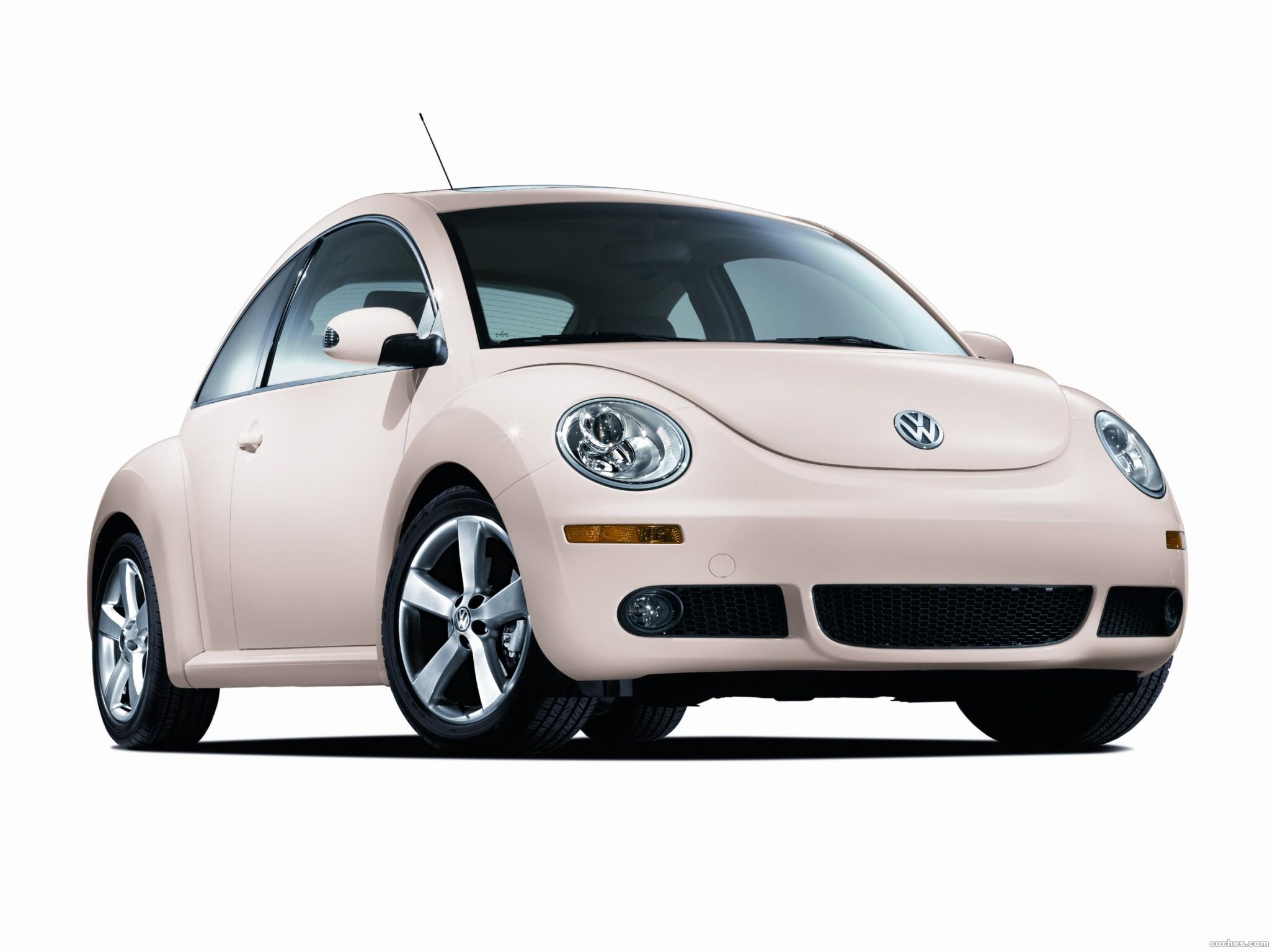 Foto 16 de Volkswagen New Beetle 2006