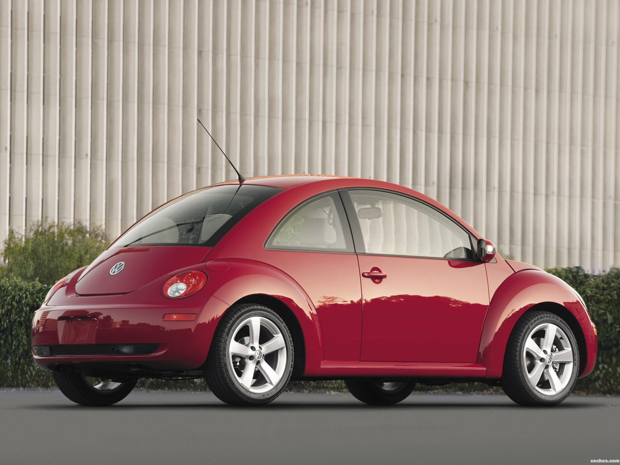 Foto 15 de Volkswagen New Beetle 2006