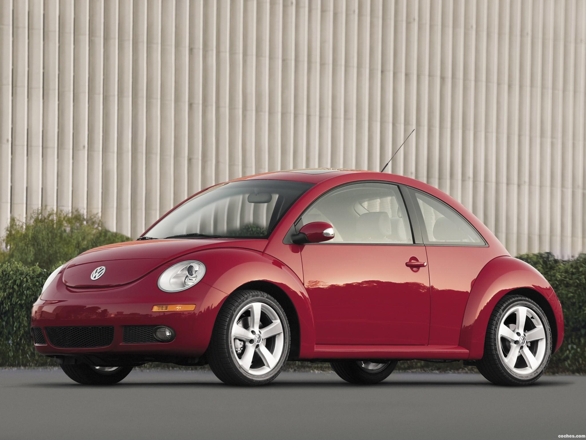 Foto 11 de Volkswagen New Beetle 2006