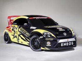 Fotos de Volkswagen Beetle GRC Rallycross Andretti Autosport 2014