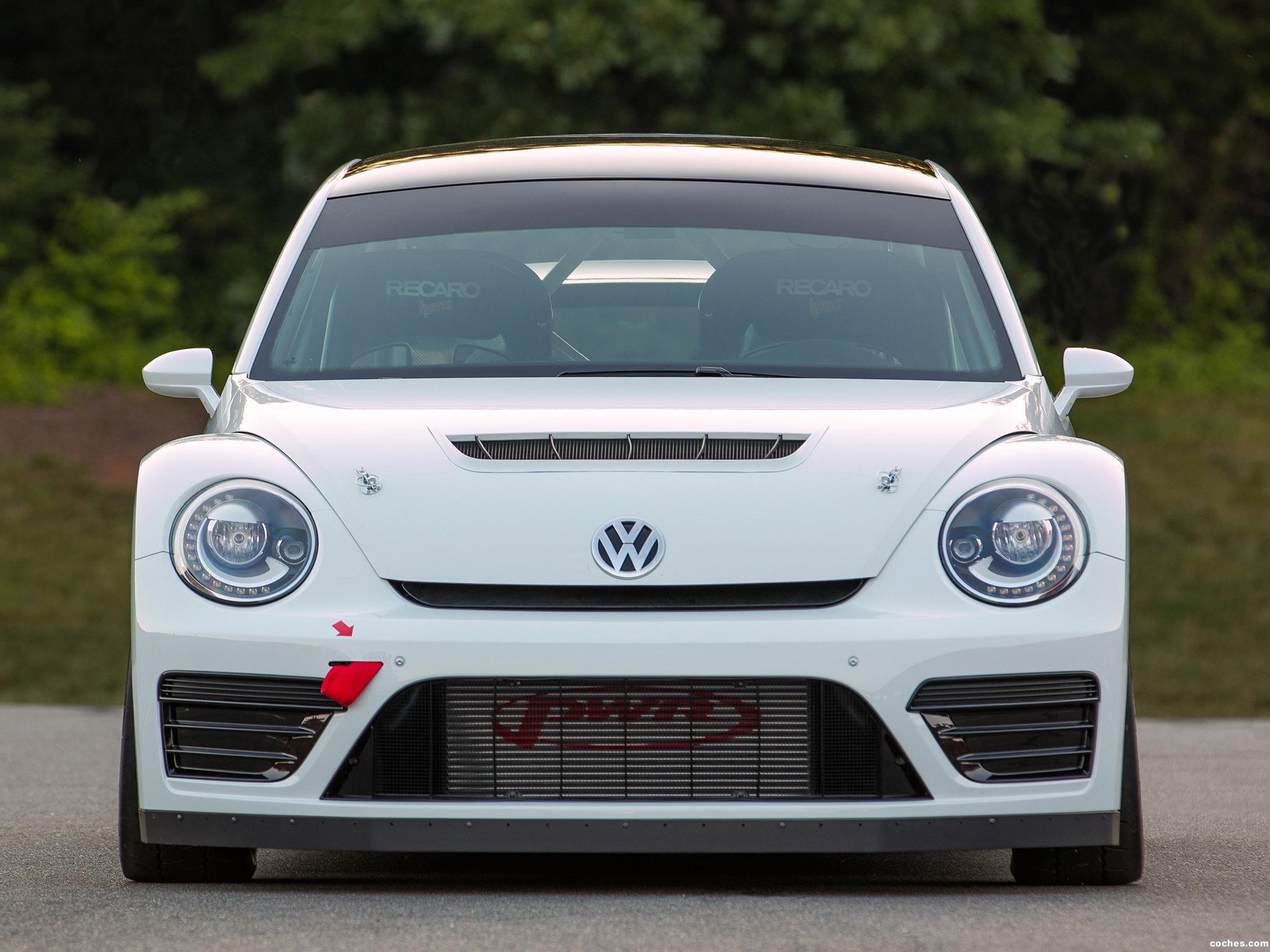 Foto 4 de Volkswagen Beetle GRC Rallycross Andretti Autosport 2014
