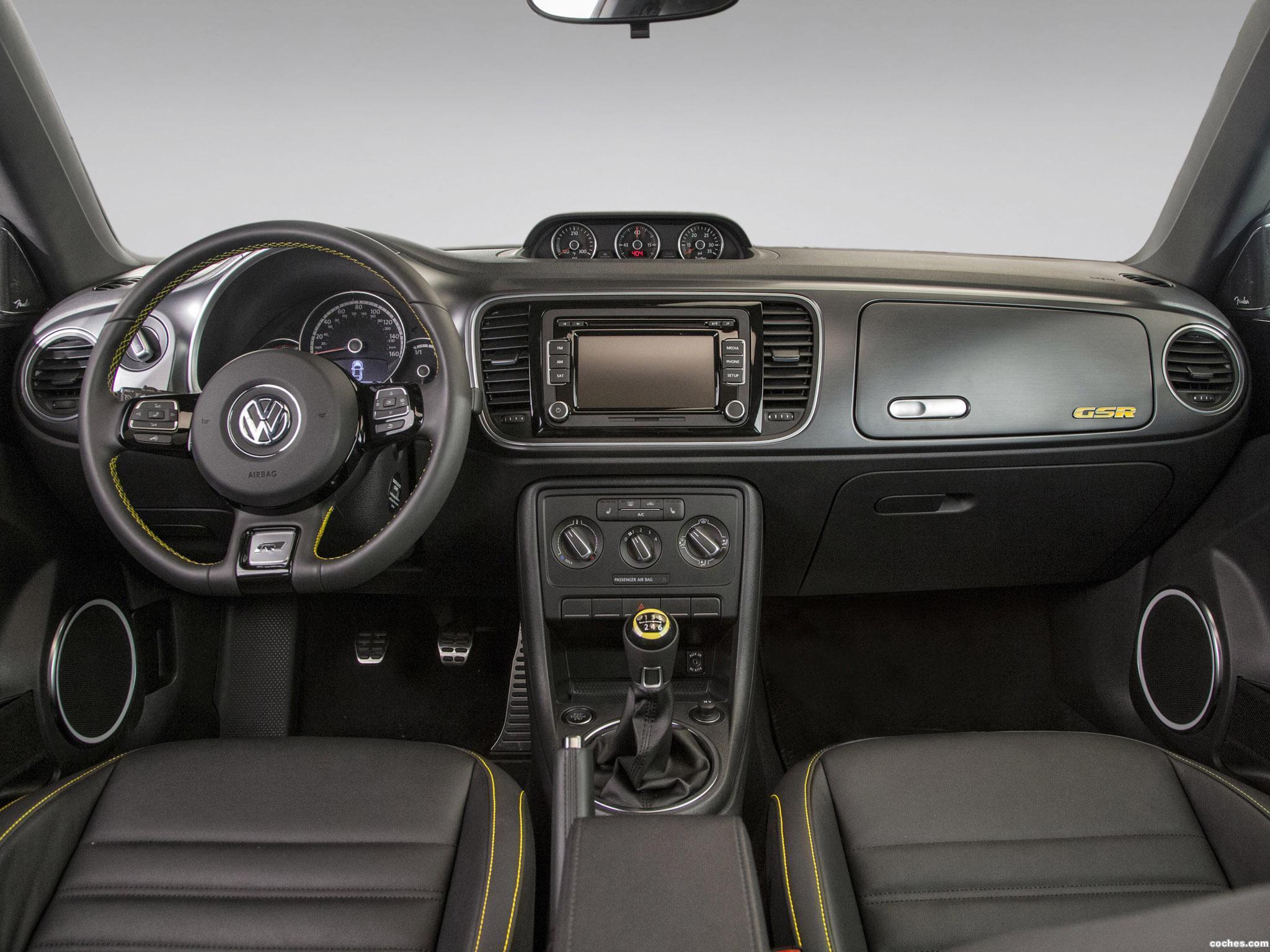 Foto 6 de Volkswagen Beetle GSR Limited Edition 2013