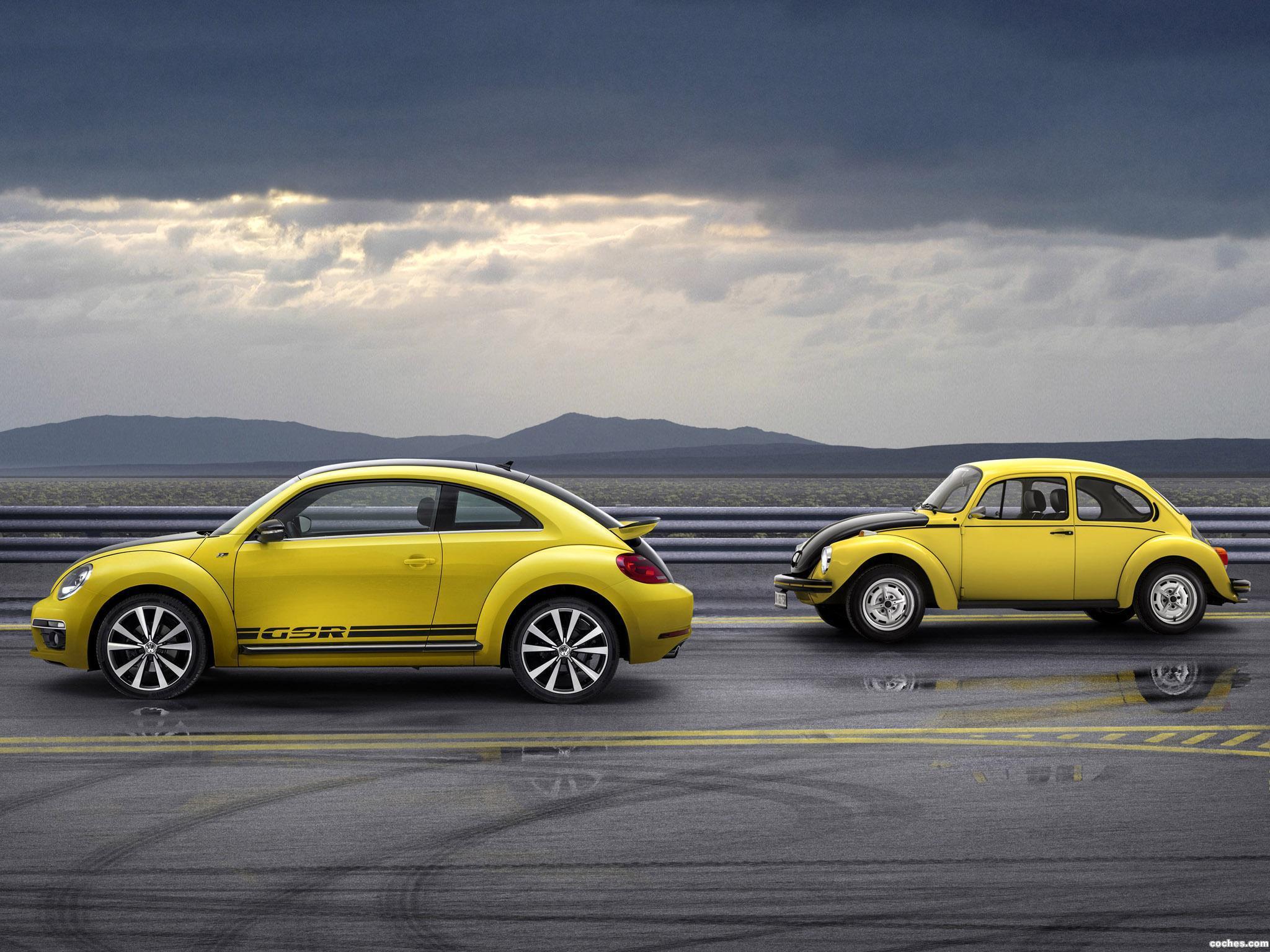 Foto 5 de Volkswagen Beetle GSR Limited Edition 2013