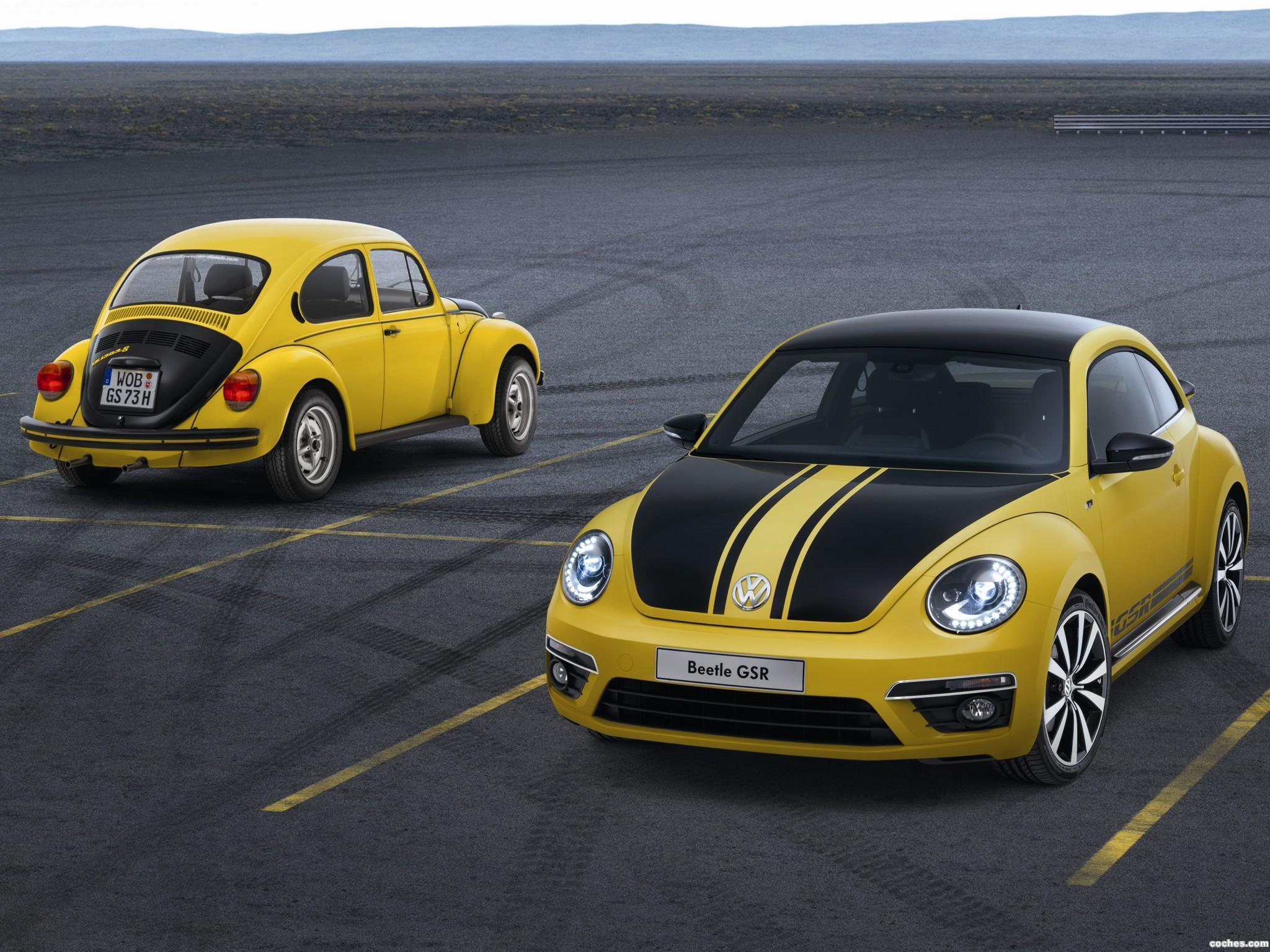 Foto 3 de Volkswagen Beetle GSR Limited Edition 2013