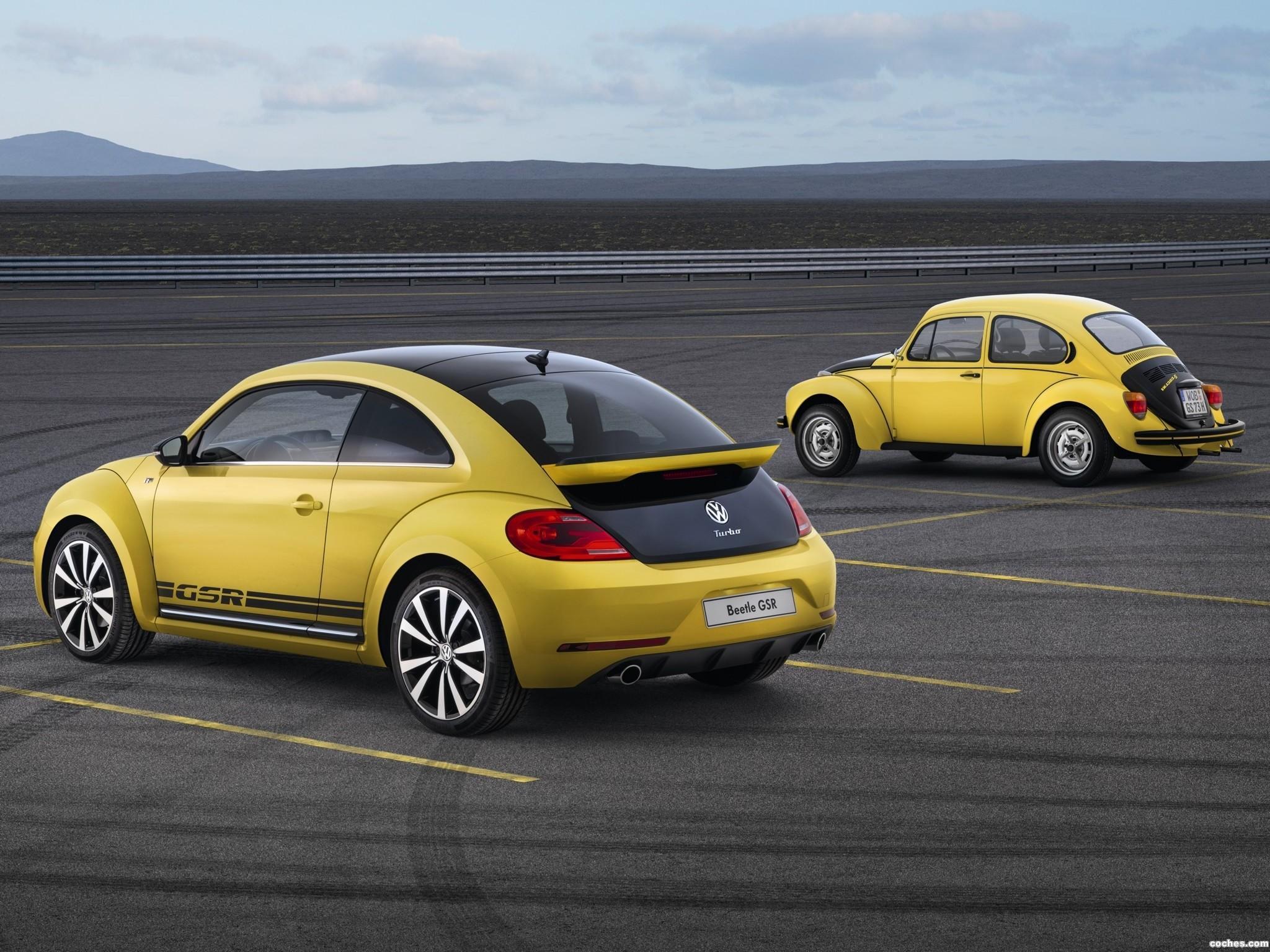 Foto 1 de Volkswagen Beetle GSR Limited Edition 2013