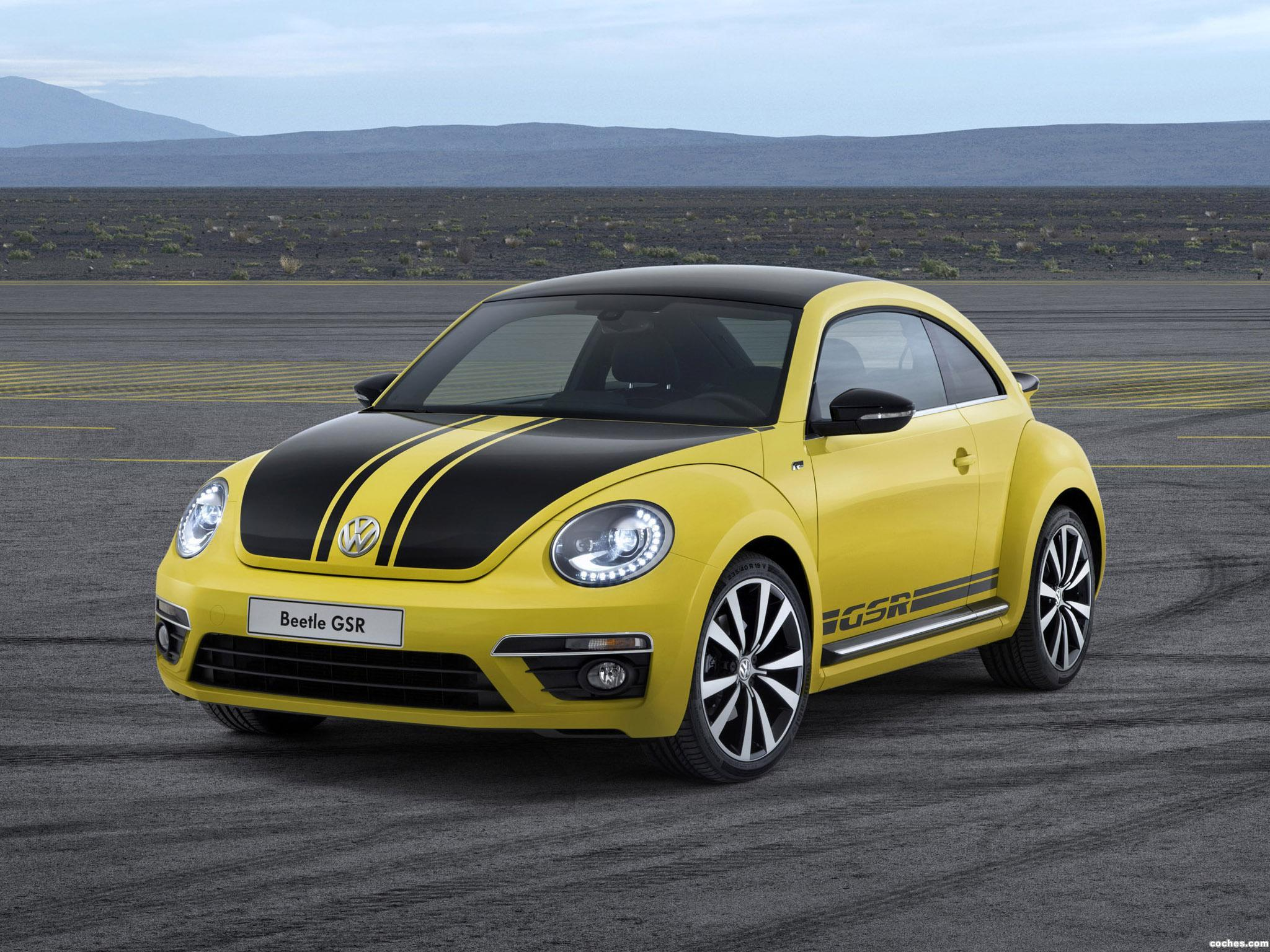 Foto 0 de Volkswagen Beetle GSR Limited Edition 2013