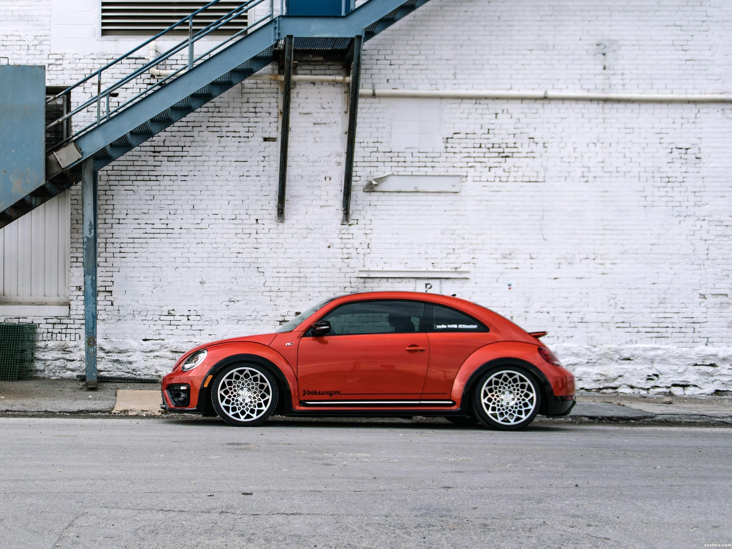 Foto 2 de Volkswagen  Beetle Post Concept  2017
