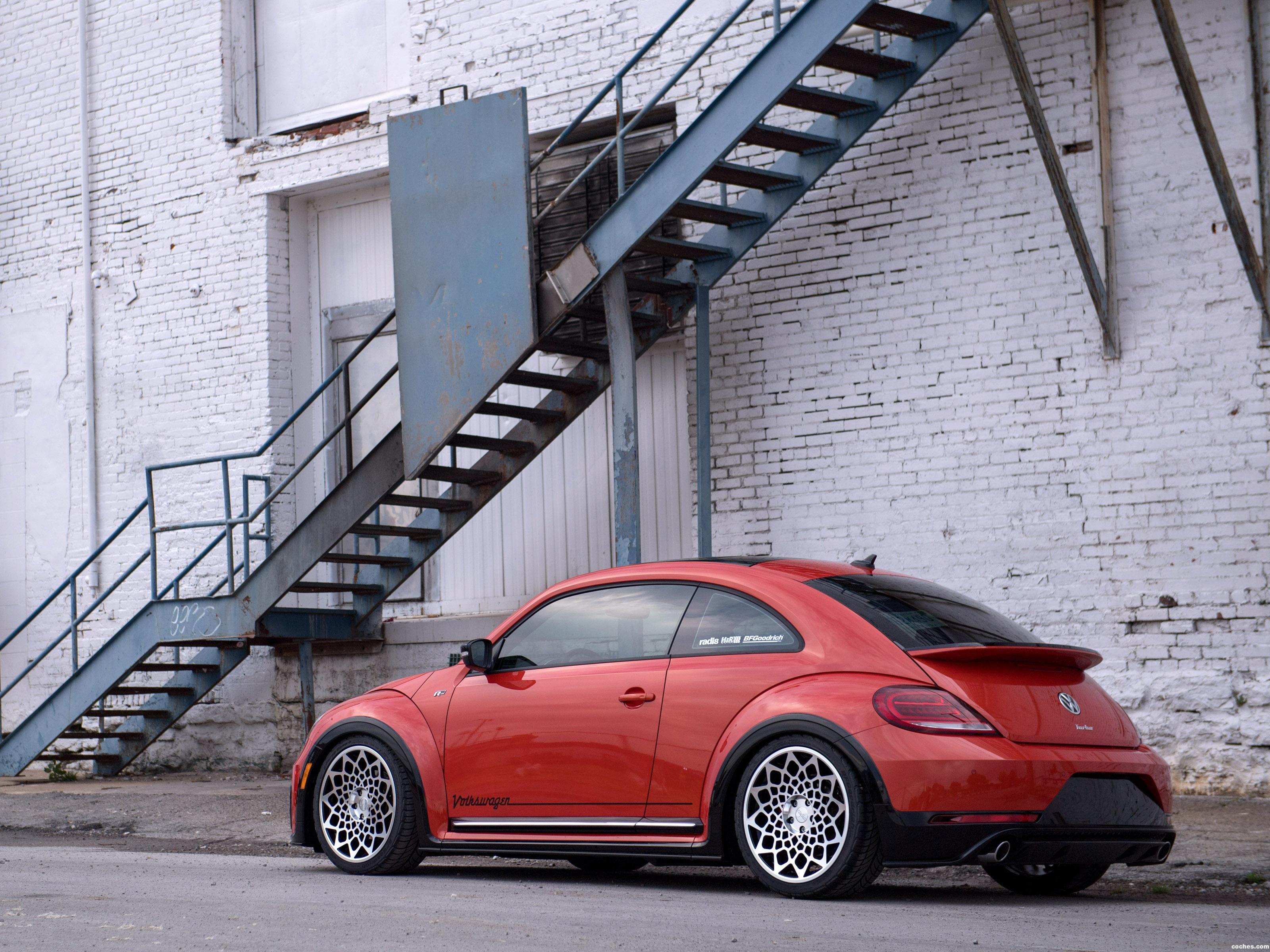 Foto 1 de Volkswagen  Beetle Post Concept  2017