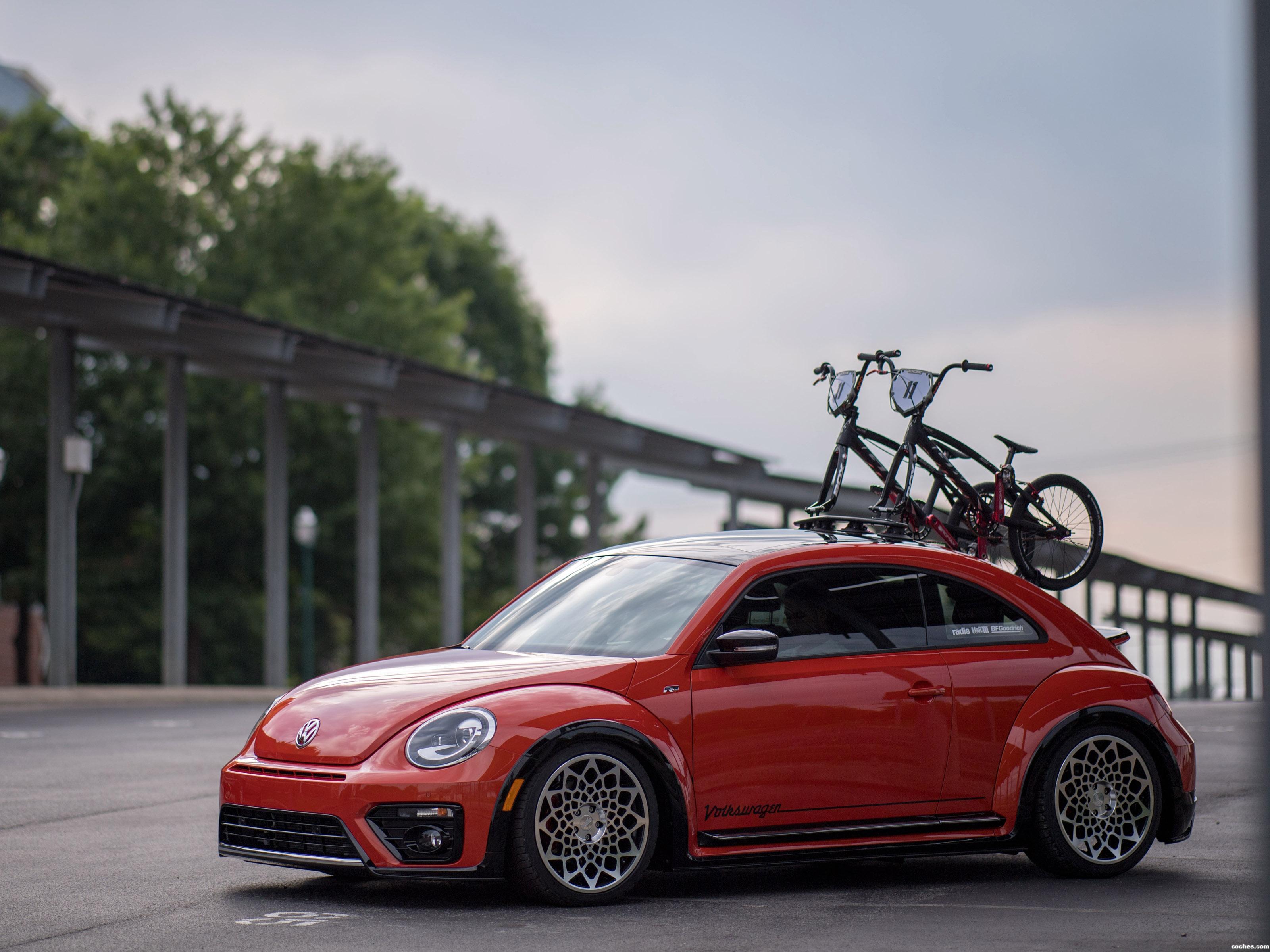 Foto 0 de Volkswagen  Beetle Post Concept  2017