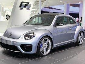 Fotos de Volkswagen Beetle R Concept 2011