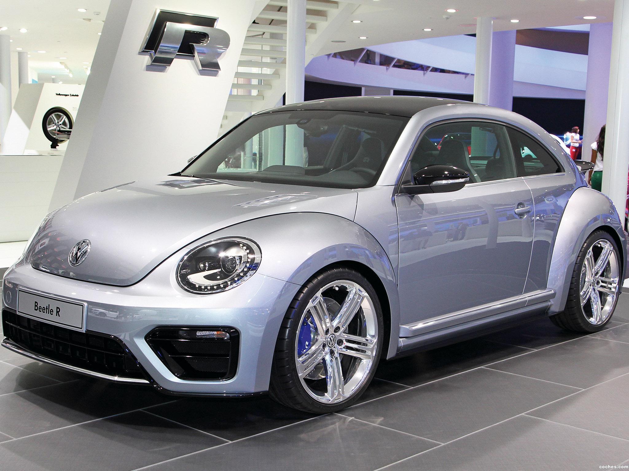 Foto 0 de Volkswagen Beetle R Concept 2011