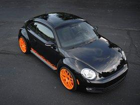 Ver foto 4 de Volkswagen VWvortex Beetle RS 2011