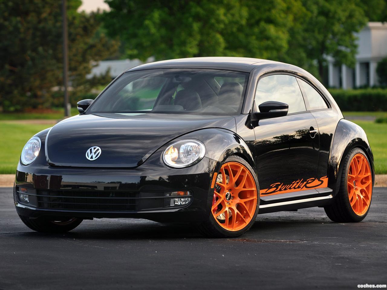 Foto 0 de Volkswagen VWvortex Beetle RS 2011