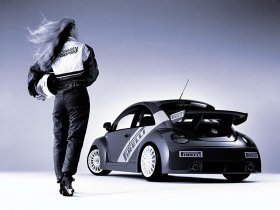 Fotos de Volkswagen Beetle RSI 2001