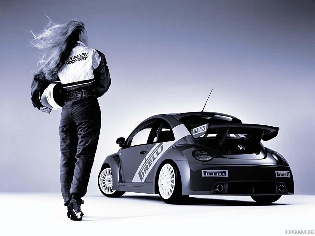 Foto 0 de Volkswagen Beetle RSI 2001
