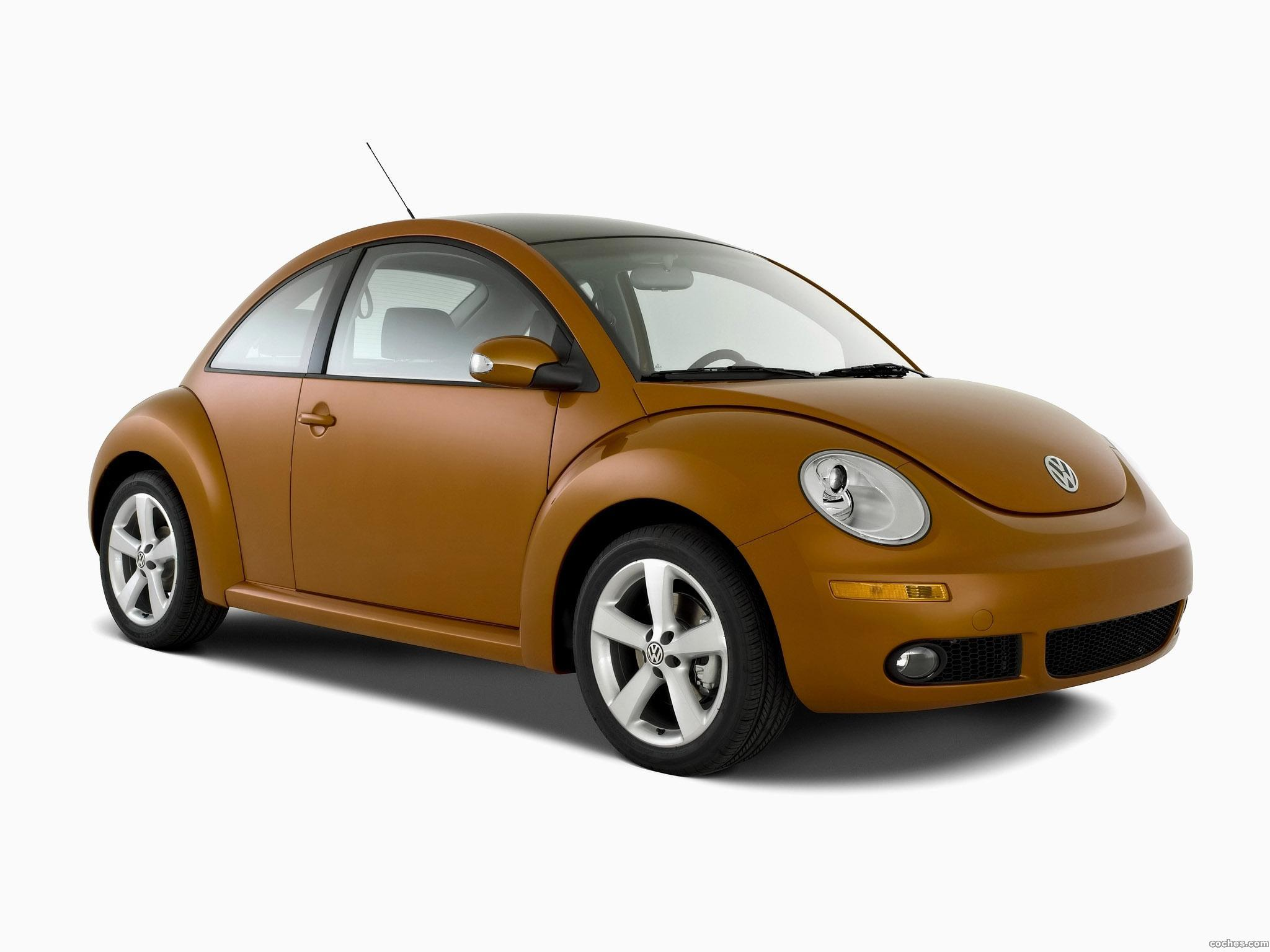 Foto 0 de Volkswagen Beetle Red Rock Edition 2010
