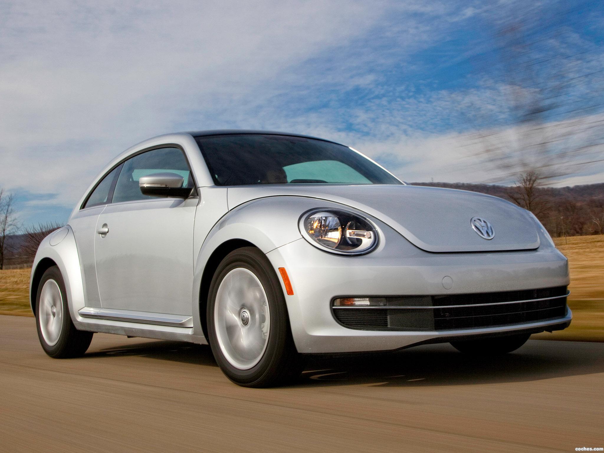 Foto 0 de Volkswagen Beetle TDi 2012