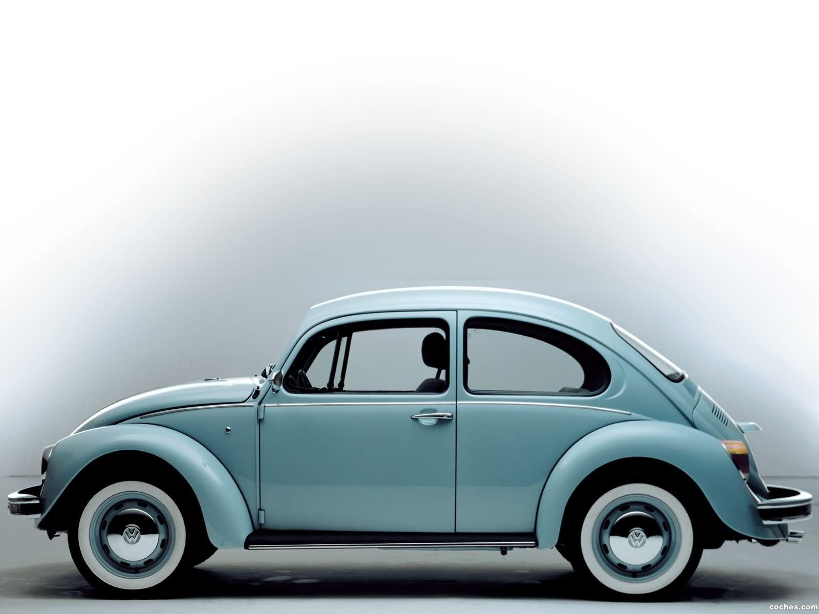 Foto 1 de Volkswagen Beetle Ultima Edition Type1 2003