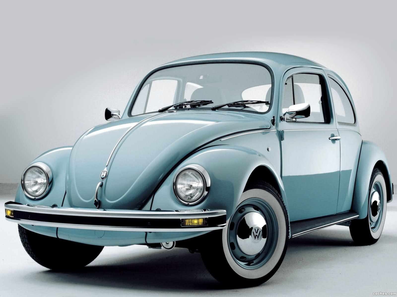 Foto 0 de Volkswagen Beetle Ultima Edition Type1 2003