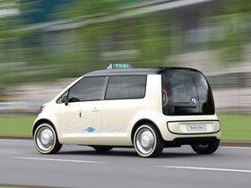 Ver foto 2 de Volkswagen Berlin Taxi Concept 2010