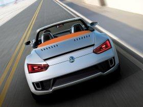 Ver foto 16 de Volkswagen BlueSport Concept 2009