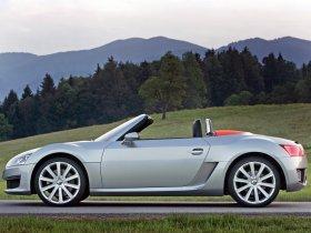 Ver foto 9 de Volkswagen BlueSport Concept 2009