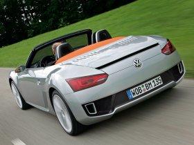 Ver foto 2 de Volkswagen BlueSport Concept 2009