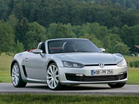 Fotos de Volkswagen BlueSport Concept 2009