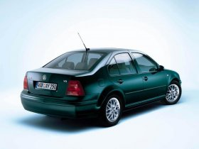 Ver foto 6 de Volkswagen Bora 1998