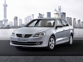 Fotos de Volkswagen Bora China 2008