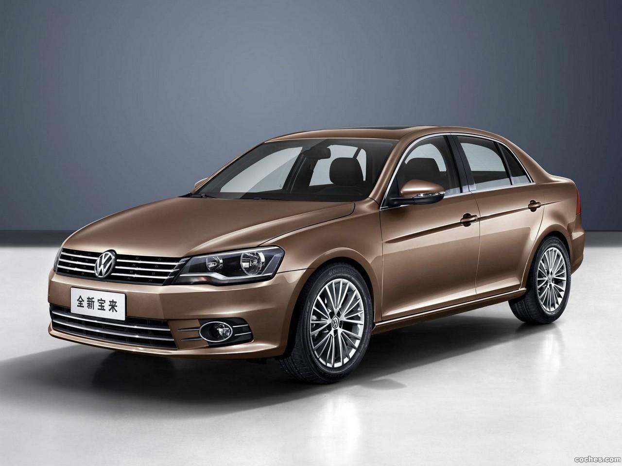 Foto 0 de Volkswagen Bora China 2012
