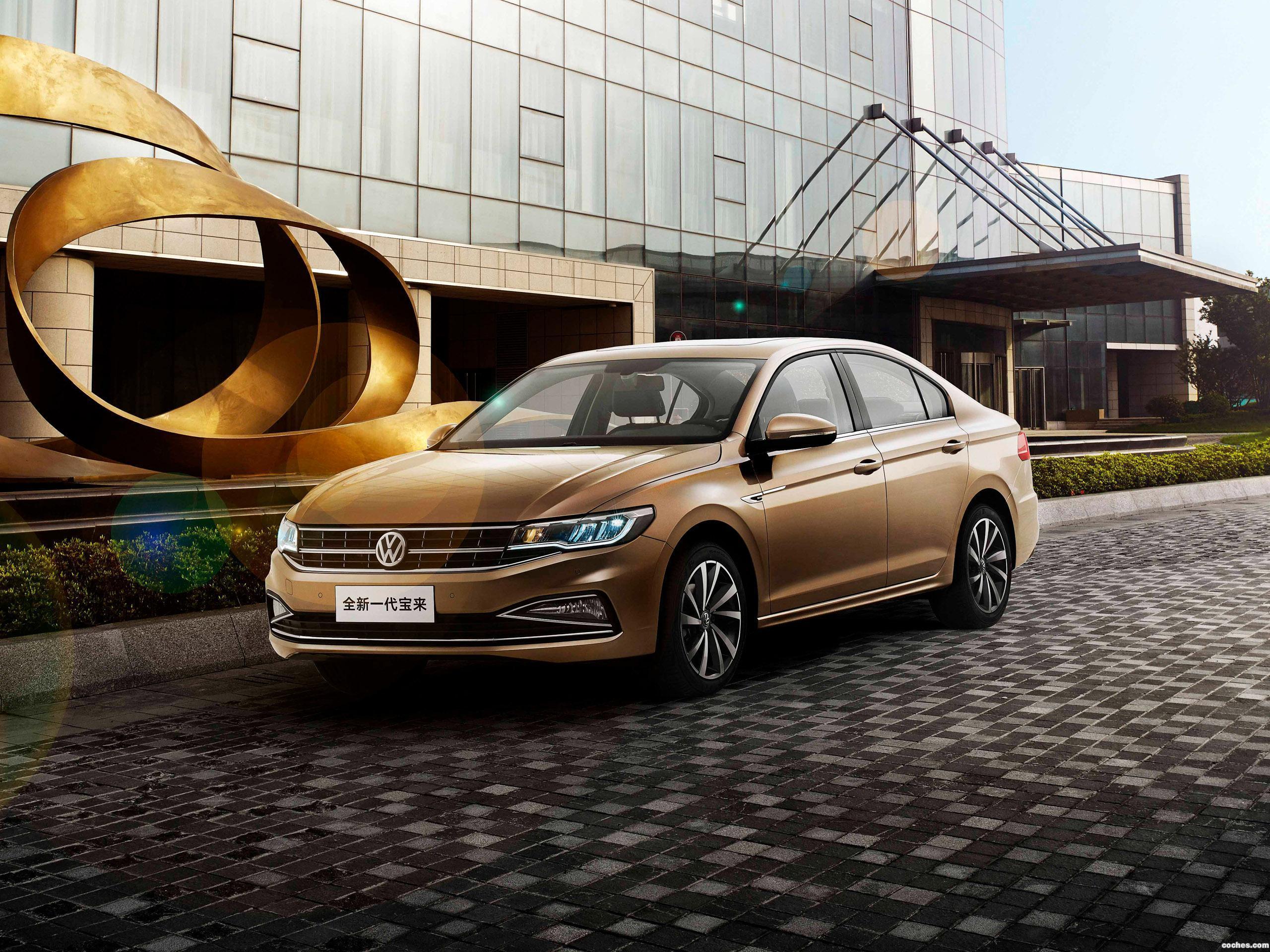 Foto 0 de Volkswagen Bora China  2018