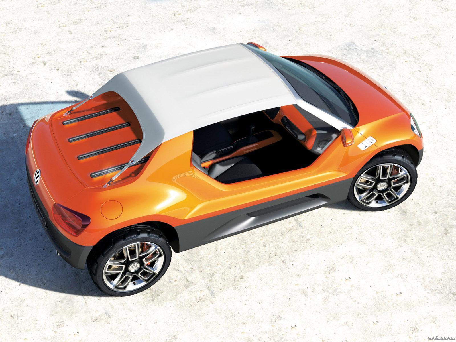 Foto 1 de Volkswagen Buggy UP! Concept 2011