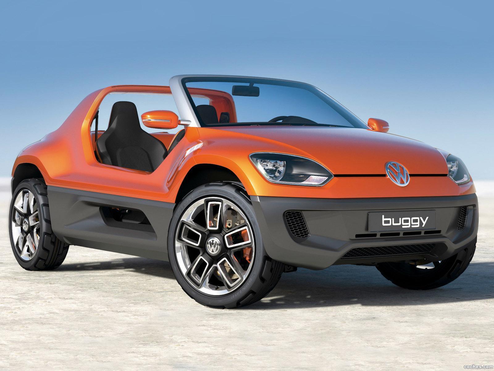 Foto 0 de Volkswagen Buggy UP! Concept 2011