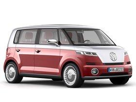 Ver foto 4 de Volkswagen Bulli Concept 2011