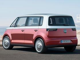 Ver foto 2 de Volkswagen Bulli Concept 2011