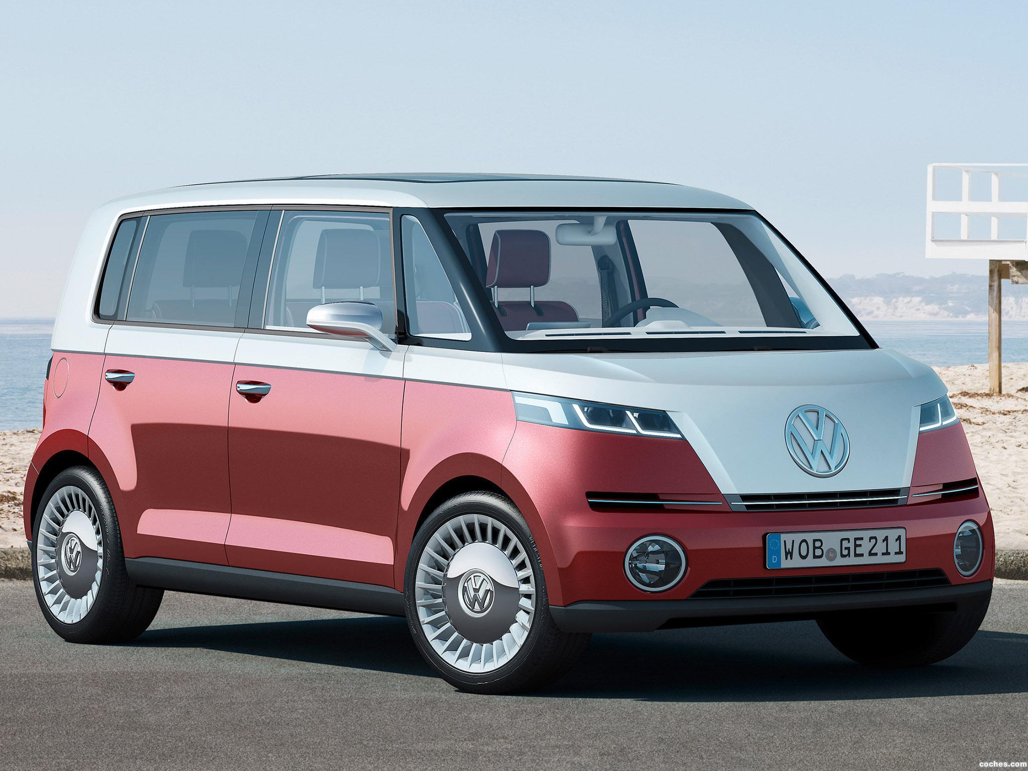 Foto 0 de Volkswagen Bulli Concept 2011