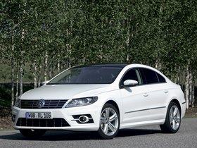 Ver foto 1 de Volkswagen CC R-Line 2012