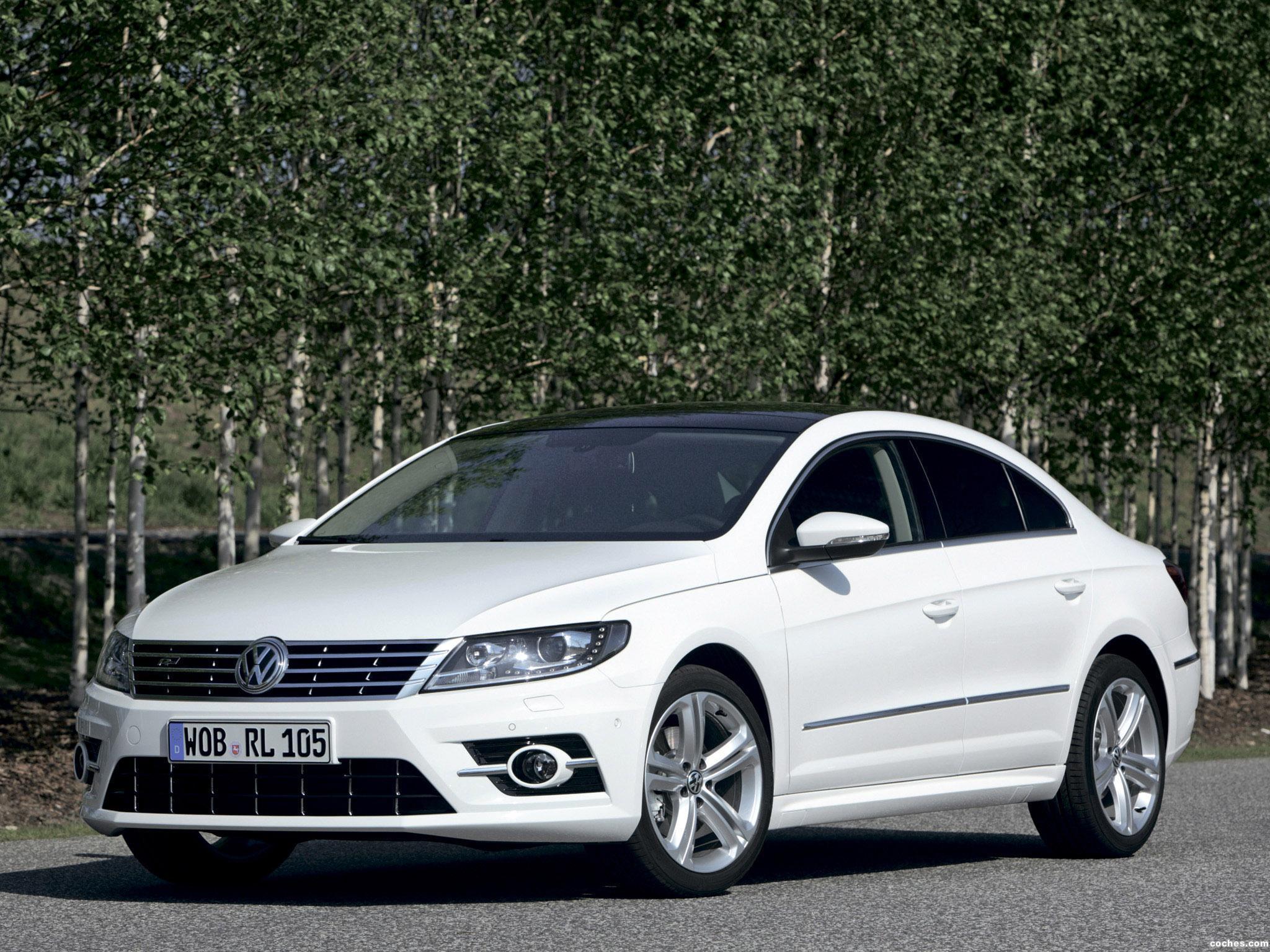 Foto 0 de Volkswagen CC R-Line 2012