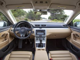 Ver foto 16 de Volkswagen CC USA 2012